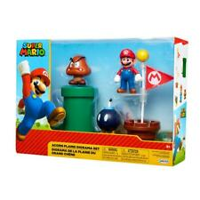 Super Mario Figuren Figures Set Eichenhain Acorn Plains #1