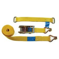 Recovery Ratchet Set with Steel Eye Wheel Strap Car Trailer
