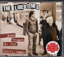 THE LIBERTINES What Became Of The Likely Lads 2 TRACK CD MAXI PETE DOHERTY