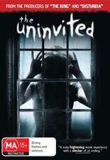 The Uninvited - Brand New DVD Region 4