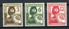 Deutsches Reich MiNr. 643-45 postfrisch MNH (H451