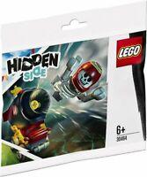 LEGO 30464 Hidden Side El Fuego's Stunt Cannon - 2020 PolyBag - BNIP - New - V2
