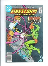 Firestorm #59 NM- (9.2) 1987 RARE Canadian Price Variant! Firehawk cover/story!