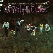 SHAMEK FARRAH & SONELIUS SMITH The World Of The Children STRATA-EAST Sealed LP