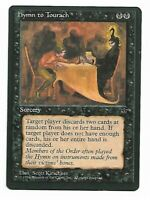 1x Hymn to Tourach English Fallen Empires MTG Magic Table Moderate Play