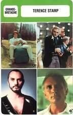 FICHE CINEMA :  TERENCE STAMP -  Grande-Bretagne (Biographie/Filmographie)