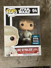 FUNKO POP Vinilo Star Wars #94 Luke Skywalker (: Bespin encuentro) 2016 Exclusivo