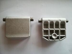 Gegenplatte Häcksler Gegenmesser Gegenschneide MTD SL 2800 Wolf-Garden SDL 2500