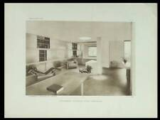 L'ARCHITECTE 1930 LE CORBUSIER, PERRIAND, EQUIPEMENT INTERIEUR HABITATION, VEVEY