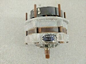 NICE USED ORIGINAL GENUINE PORSCHE 911 914-6 BOSCH ALTERNATOR LWB NLA
