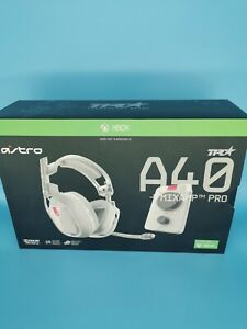 Astro A40 TR Wired Gaming Headset with MixAmp pro xbox one Windows 10 boxed