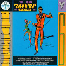 Motown Hits Of Gold Volume 6 (CD-Album) 1989