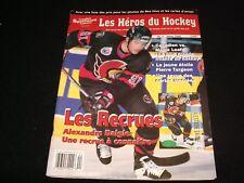 LES HEROS DU HOCKEY  ° HIVER 1994 <> LES RECRUES