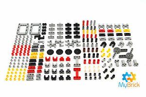Lego Genuine Technic Medium Connector 244 piece pack - Free Postage