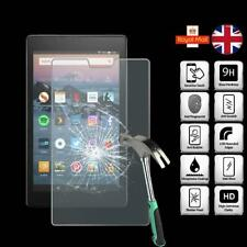 For Amazon Fire HD 8 (2018) alexa - Tablet Tempered Glass Screen Protector Cover