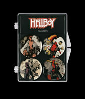 Hellboy Magnet 4-Pack [New ] Magnet