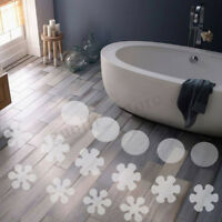 20/40x Non-Slip Applique Stickers Bath Tub Treads Anti Skid Shower Bathroom Mats