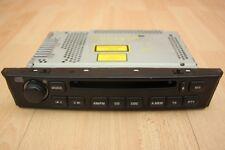 RADIO/STEREO CD PLAYER SAT NAV HEAD UNIT - Jaguar XJ XJ6 XJ8 XJR X350 2003-2007