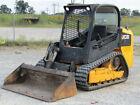 2014 JCB 190T Skid Steer Track Loader Crawler Aux Hyd Diesel Tractor bidadoo
