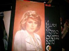 """7"""" ORIETTA BERTI LA BALLATA DEL MONDO L'UOMO CHE NON C'ERA COVER EX VINYL N/MINT"""