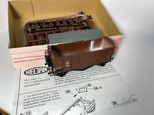Heljan 4030 - DSB Hd 38 121 - Box Car Kit (partially build)