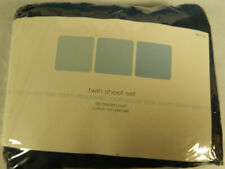 New Room Essentials Waterloo Blue Twin Sheet Set 3 Pc. Set Cotton / Polyester