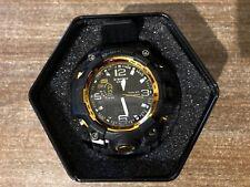 Casio G-Shock GG-1000-1A3CR Mudmaster GG-SHOCK Quartz Casual Watch Gold