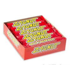 ZAGNUT Candy Bars 18ct box Retro Candy FREE Shipping FRESH!