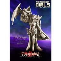 Lady Darkryss, Sorceress-Raging Heroes-Drukhari Dark Eldar Khaine Aelves Archon