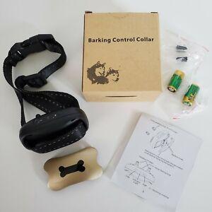 New Barking Control Collar For Small Medium Large Dogs Anti Bark