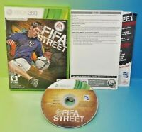 FIFA Street Soccer EA  Sports -  Microsoft Xbox 360 Rare Complete Game Tested