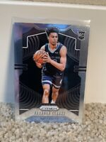 2019-20 Panini Prizm Brandon Clarke RC Base Card Grizzlies #266 Rookie
