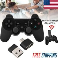 Wireless Bluetooth Gamepad Controller Joystick for Android IOS Smartphone Tablet