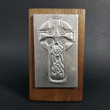 """KIRK MAUGHOLD CROSS A """"ONE ONLY"""" EXCLUSIVE  by Maureen Costain Richards R.B.V."""