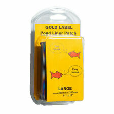 """Gold Label Pond Liner Repair Patch Large 280 x 380mm / 11"""" x 15"""""""