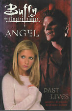Buffy The Vampire Slayer/Angel Past Lives~ Tpb New *Penny Auction (1¢)*
