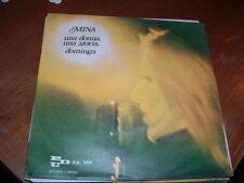 """MINA """" UNA DONNA UNA STORIA - DOMINGA """" ITALY'71"""