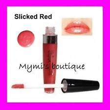 Brillant à lèvres gloss étincelant Avon rouge nacré Slicked Red! Glazewear shine