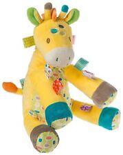 Taggies GUMDROPS GIRAFFE SOFT TOY Baby Comforter Soft Toys Activities BN