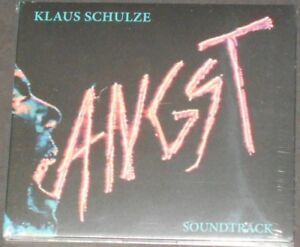 KLAUS SCHULZE angst GERMANY CD new sealed ASH RA TEMPEL tangerine dream DIGIPAK