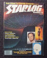 1978 STARLOG Magazine #12 VF- 7.5 Close Encounters - Chesley Bonestell