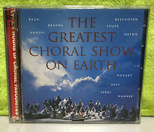 The Greatest Choral Show on Earth (CD, Jul-1999, 2 Discs, PolyGram)