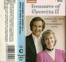 Treasures of Operetta II -Marilyn Smith & Peter Morrison (Cassette 1987 Chandos)