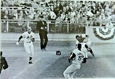 Baseball Fourth World Series 1969 New York Mets Baltimore Orioles Game Picture