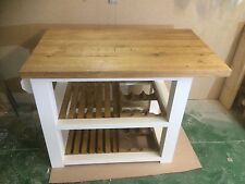 With Butchers Block