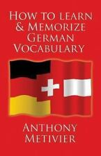 How to Learn and Memorize German Vocabulary : ... Using a Memory Palace Specifi…