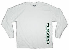 Wu-Tang Clan Straight From The Grains Wu Wear White Long Sleeve T Shirt Official