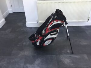 Adams Dual Strap With Stand Carry Golf Bag