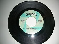 DISCO 45 Su Kramer - You've Got The Power (part 1 & 2 ) London VG+ 1976
