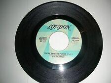 DISCO 45 Su Kramer - You've Got The Power (part 1 & 2 ) London VG+ 1976